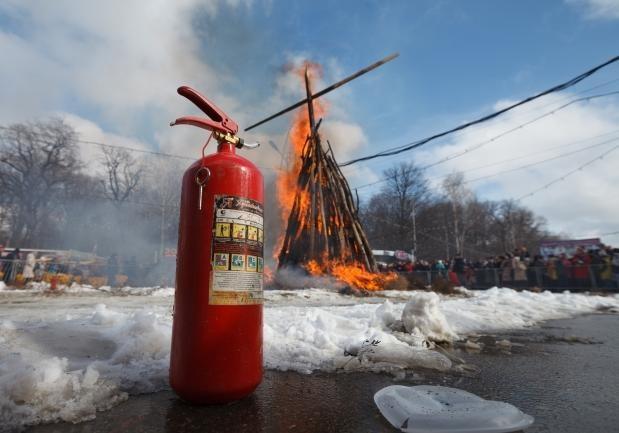ВНикарагуа священник сжег женщину впроцессе ритуала «изгнания бесов»
