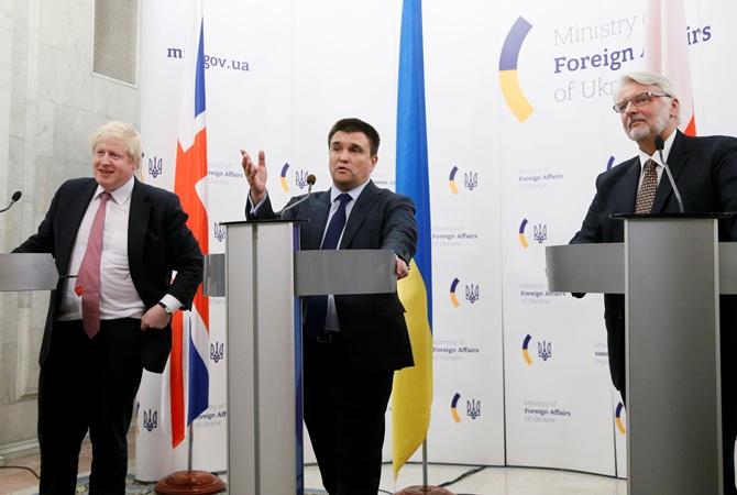 Украина представит ход перемен всередине лета наконференции встолице Англии