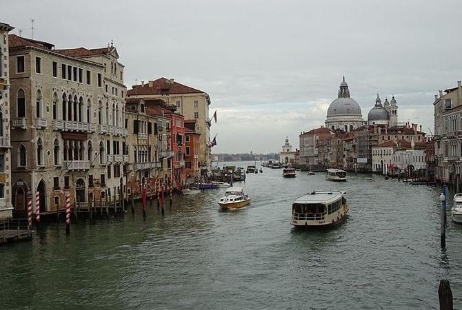 Названа дата, когда Венеция на100% уйдет под воду— Италия вопасности