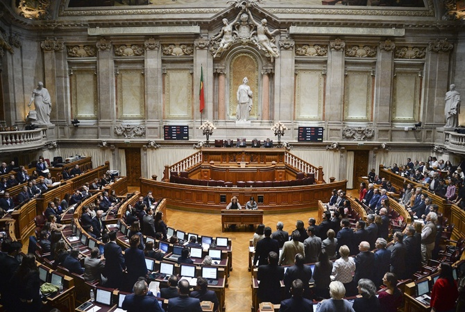 ВПортугалии парламент признал голодомор геноцидом— Порошенко
