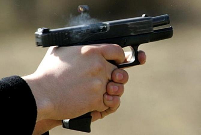 ВЖитомире напроспекте Независимости работник военкомата устроил стрельбу