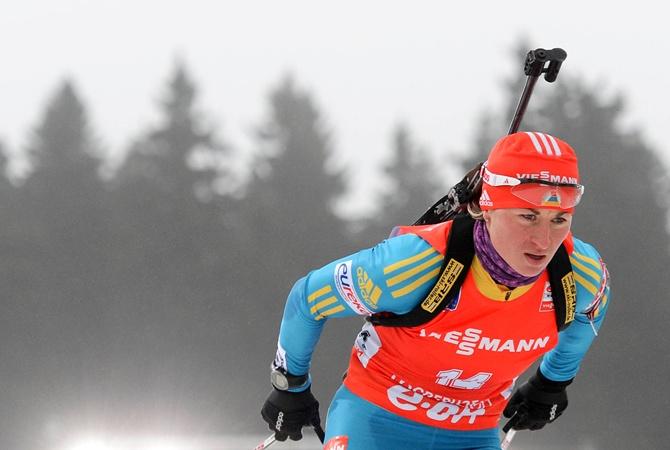 Биатлон: французы— чемпионы эстафеты вПхенчхане, Украина замкнула топ-5