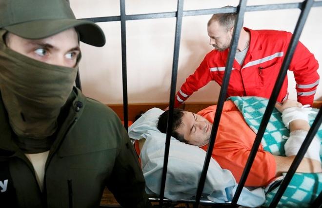 Насиров объявил, что унего был «гипертонический криз»