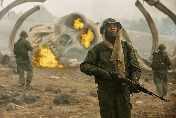 Кинг-Конг сгорел наработе: кинопремьера началась спожара