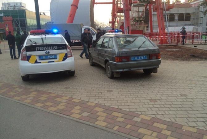 ВХарькове умер пенсионер, выпрыгнув изкабинки «колеса обозрения»