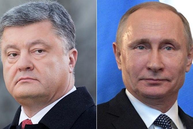 Елисеев: всамом начале года Порошенко провел два телефонных разговора сПутиным