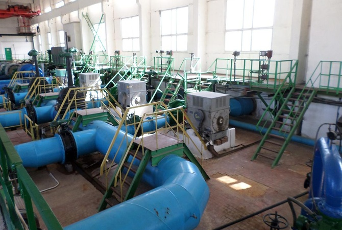 Киев прекратил поставку воды вЛНР