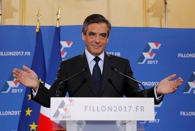 Прокуратура Франции открыла уголовное дело против кандидата в президенты Франсуа Фийон