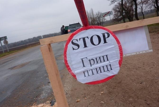 ЕС остановил импорт птицы из государства Украины