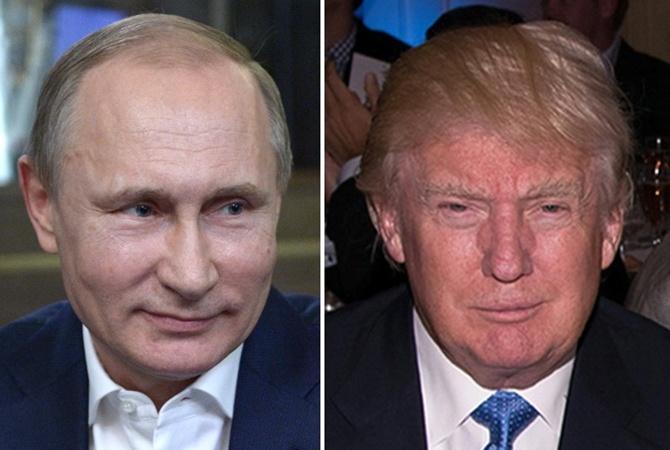 ВКремле высказались ословах Трампа, назвавшего В. Путина «крепким орешком»