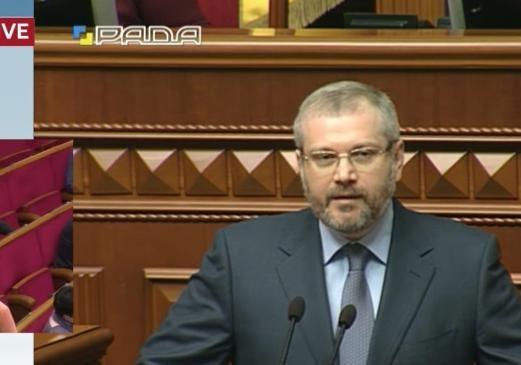 Депутата Рады попросили говорить оправе использовать российский язык по-украински