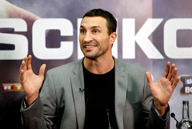 Виталий Кличко: Владимир должен побеждать Джошуа