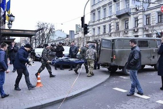 Луценко сказал, что киллер пошел на«заказ» Вороненкова ссобственными документами