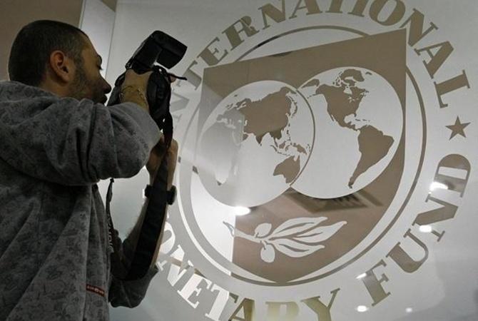 Изповестки дня МВФ пропал вопрос представления очередного транша Украине