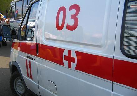 ВЛуганской области автомобиль «скорой помощи» попал под обстрел