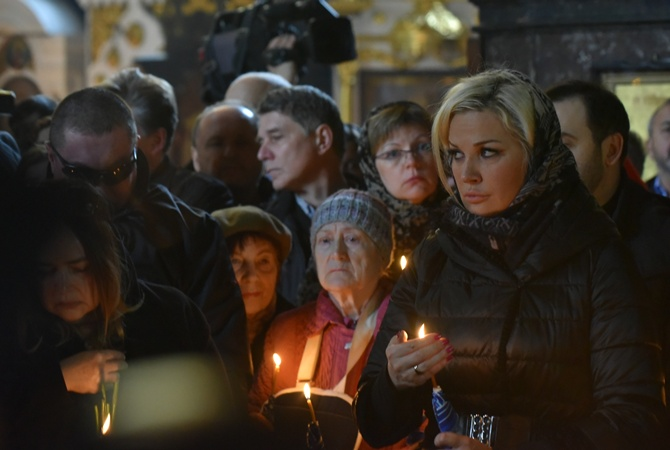 Пономарев: Максакова даст концерт вКиеве 31марта