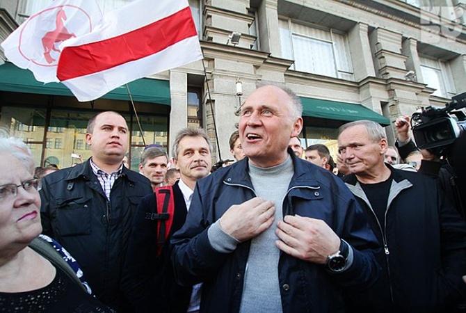 В Республики Беларусь пропал оппозиционный лидер Николай Статкевич