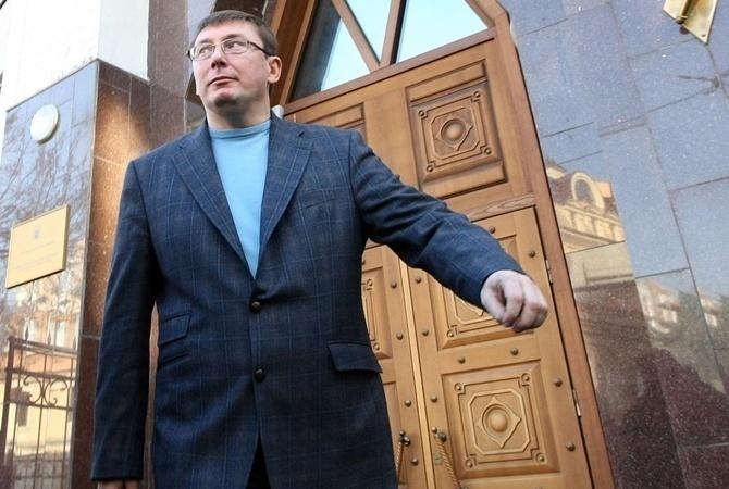 Луценко объявил, что вотставку несобирается