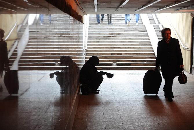 ООН: вУкраинском государстве 60% населения живет зачертой бедности