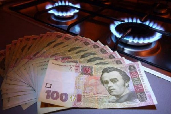 Абонплата загаз неувеличит суммы вплатежках