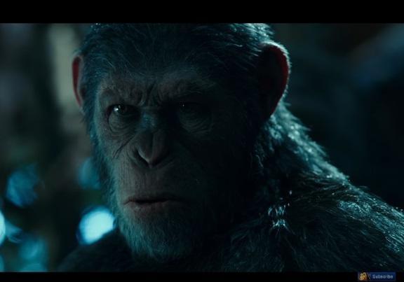 20th Century Fox выпустила новый трейлер «Планеты обезьян: Война»