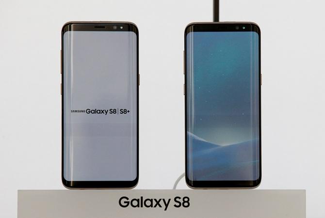Названа цена на новый Samsung Galaxy S8 в Украине