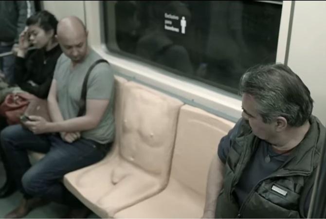 На видео сексуальные приставания женщин к мужчинам в транспорте фото 75-164