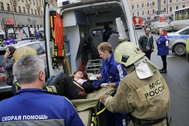 «Пятый канал» обнародовал фото 2-го подозреваемого ворганизации теракта в северной столице