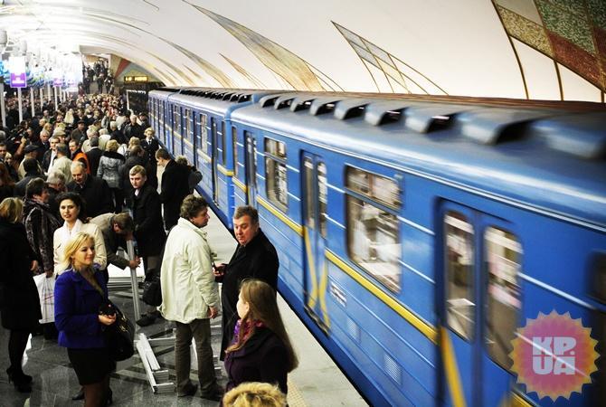 Милиция иНацгвардия усиленно охраняют украинские города, где есть метро