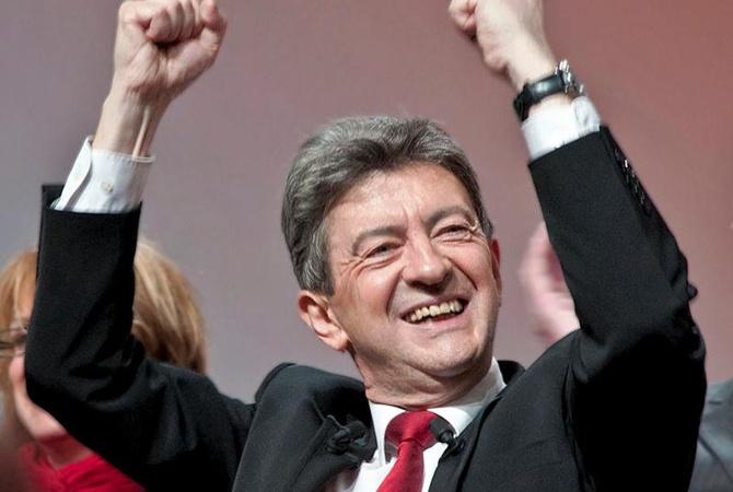 В «больших дебатах» претендентов впрезиденты Франции победил Меланшо