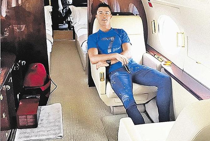 Роналду покинет «Реал» вслучае трансфера Азара