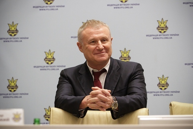 Суркис опять стал вице-президентом УЕФА