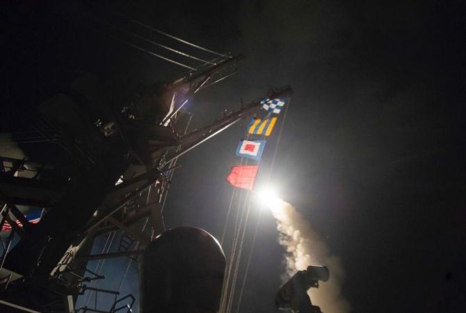 ПредседательЕК: США предупредилиЕС обавиаударе вСирии