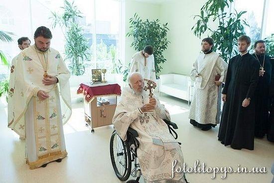 Луценко: экс-протоиерей хотел реализовать похищенные реликвии Митрополита Владимира