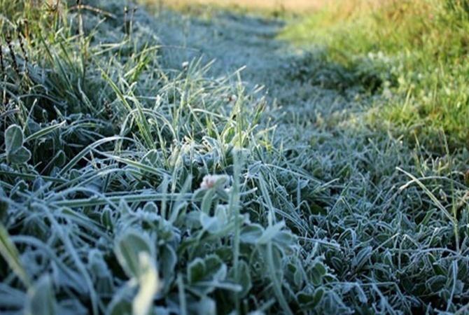 Теплый день, холодная ночь— Вторник