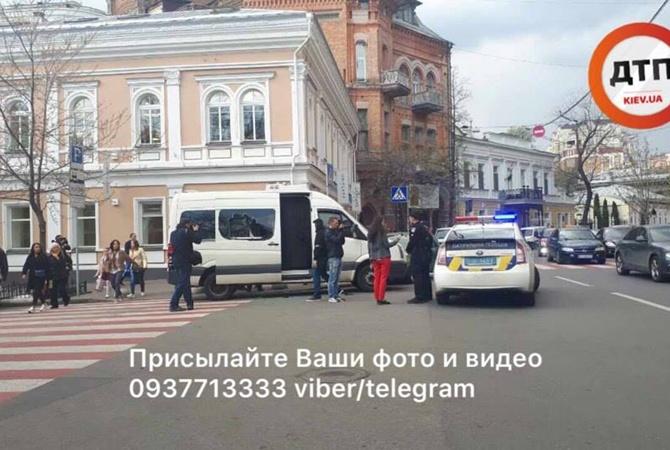 СБУ провела спецоперацию вцентре Киева