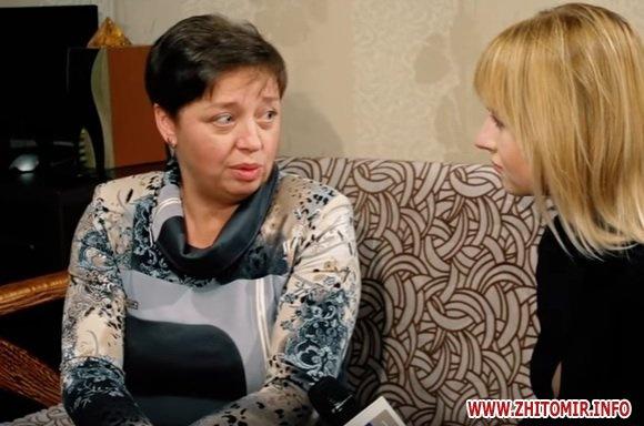 Мать погибшего героя АТО вЖитомире родила тройню девушек