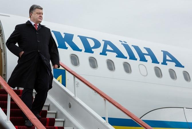 Самолет для первых лиц Украинского государства модернизируют за28 млн. грн