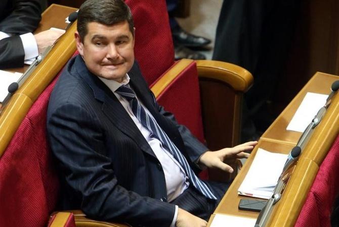 Онищенко объявил, что получил статус политбеженца водной изстранЕС