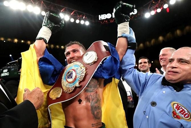 Бой украинца Ломаченко собрал рекордный рейтинг вСША
