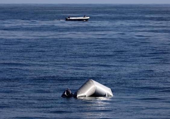 ВСредиземном море после крушения лодок спасены около 2 тыс. мигрантов