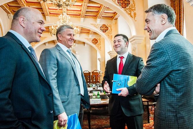 Насиров избран новым президентом Федерации дзюдо Украины