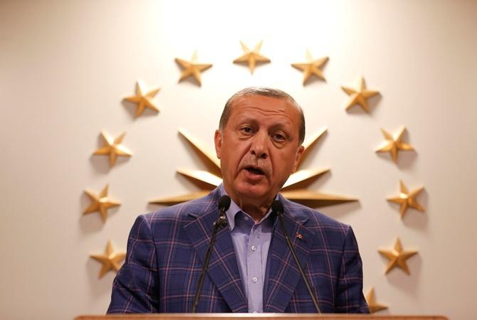 Эрдоган: изменение конституции даст Турции новый импульс