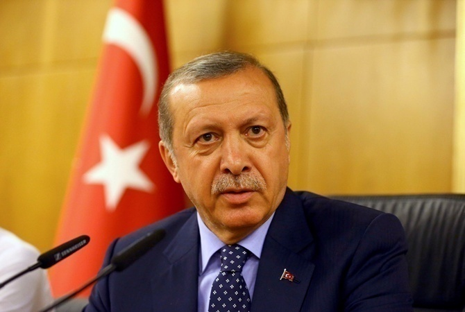 Эрдоган договорился овстрече сТрампом