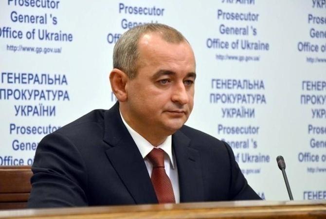 Главный военный обвинитель Украины похвастался огромной татуировкой
