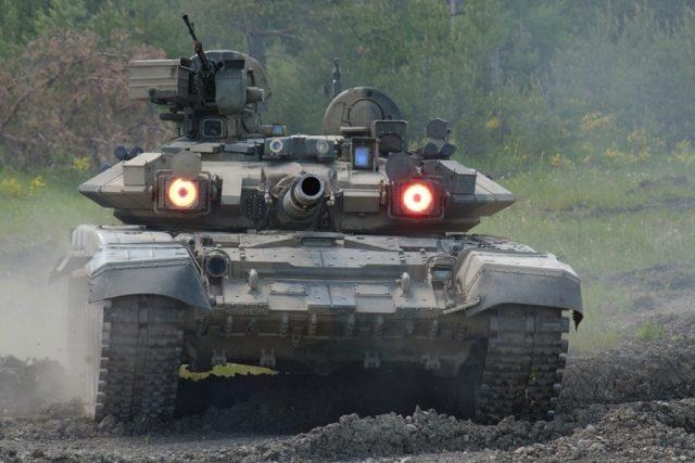 РФиспользовала вДонбассе собственный самый мощнейший танк— Bellingcat