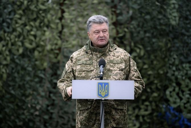 Ниодин президент США непризнает аннексию Крыма— Порошенко