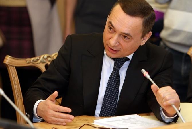 Мартыненко могут назначить залог в 300 миллионов гривен Николай Мартыненко