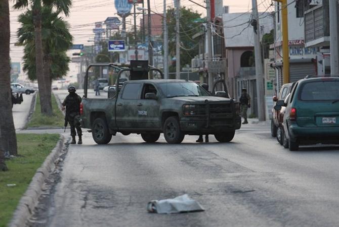 ВМексике начались беспорядки после убийства одного излидеров наркокартеля