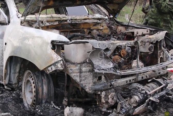 ВОБСЕ уточнили данные ожертвах взрыва под Луганском